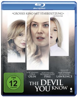 "Das Blu-ray-Cover von ""The Devil You Know"" (© Tiberius Film)"