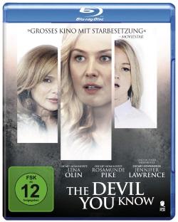 """Das Blu-ray-Cover von """"The Devil You Know"""" (© Tiberius Film)"""