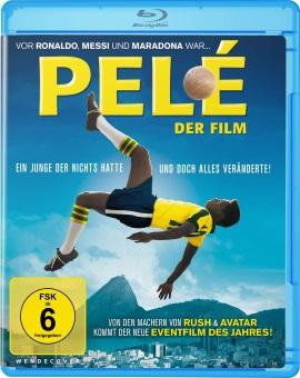 """Das Blu-ray-Cover von """"Pelé - Der Film"""" (© Ascot Elite)"""