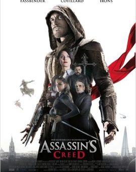 """Das Hauptplakat von """"Assassin's Creed"""" (© Fox Deutschland)"""