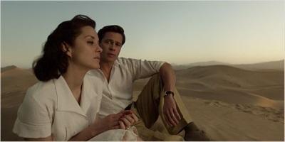 Max und Marianne verfallen einander (© Paramount Pictures)
