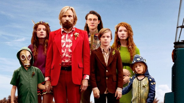 Captain Fantastic (© Universum Film)