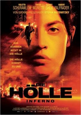 """Das Kino-Plakat von """"Die Hölle - Inferno"""" (© Splendid Film)"""
