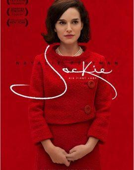 """Das Kino-Plakat von """"Jackie"""" (© Tobis Film)"""