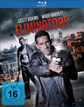 "Das Blu-ray-Cover von ""Eliminators"" (© Universum Film)"