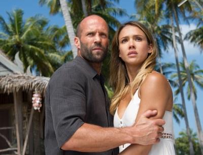 Arthur und Gina schwant Böses (© Universum Film)