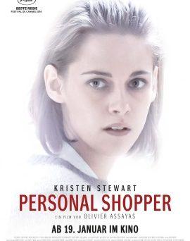 """Das Plakat von """"Personal Shopper"""" (© Weltkino)"""
