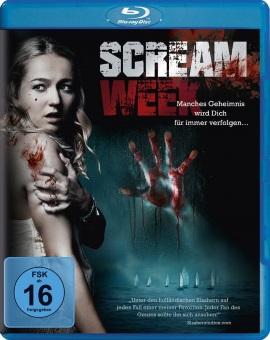 """Das Blu-ray-Cover von """"Scream Week"""" (© Spirit Media)"""