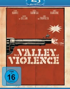 "Das Blu-ray-Cover von ""In a Valley of Violence"" (© Universal Pictures Germany)"