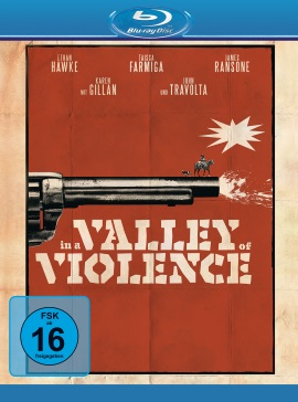 """Das Blu-ray-Cover von """"In a Valley of Violence"""" (© Universal Pictures Germany)"""