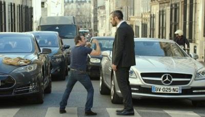Alexandre weiß sich zu wehren (© Concorde Home Entertainment)