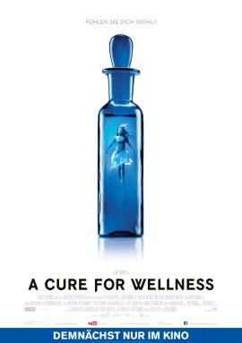 """Das Plakat von """"A Cure For Wellness"""" (© Fox Deutschland)"""