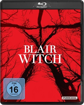 "Das Blu-ray-Cover von ""Blair Witch"" (© StudioCanal)"