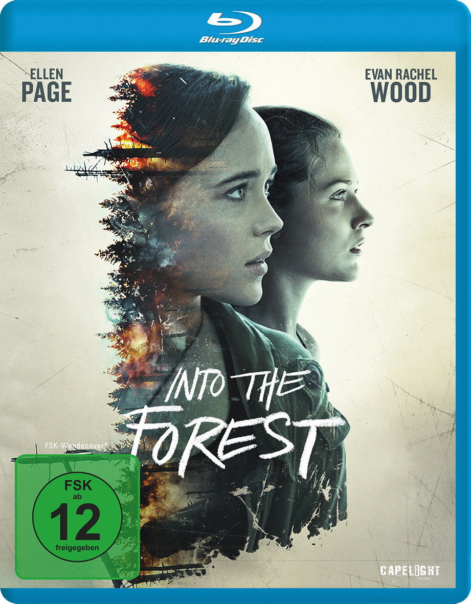 """Das Blu-ray-Cover von """"Into the Forest"""" (© Capelight Pictures)"""