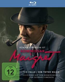 """Das Blu-ray-Cover von """"Kommissar Maigret"""" (© Polyband)"""