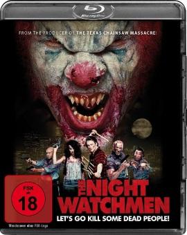 """Das Blu-ray-Cover von """"The Night Watchmen"""" (© Splendid Film)"""