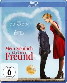 """Das Blu-ray-Cover von """"Mein ziemlich kleiner Freund"""" (© Concorde Home Entertainment)"""