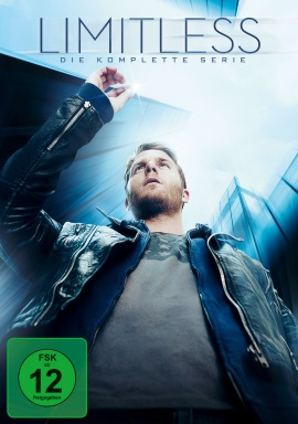 "Das DVD-Cover von ""Limitless"" (© Universal Pictures Germany)"