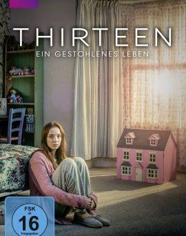 """Das DVD-Cover von """"Thirteen - Ein gestohlenes Leben"""" (© Polyband)"""