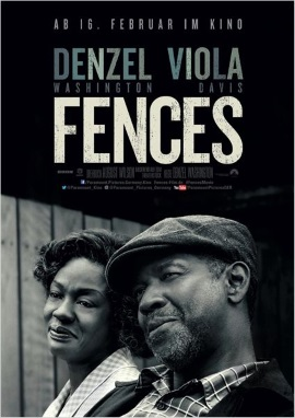 "Das Hauptplakat von ""Fences"" (© Paramount Pictures Germany)"