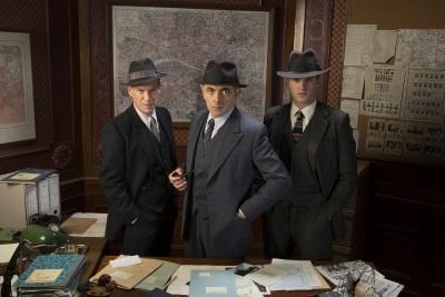 Maigret und sein Team (© Polyband)