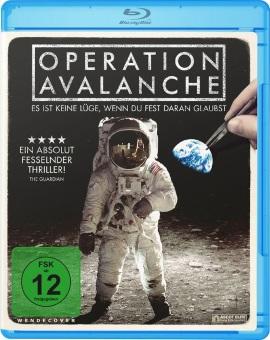 """Das Blu-ray-Cover von """"Operation Avalanche"""" (© Ascot Elite)"""