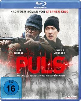 """Das Blu-ray-Cover von """"Puls"""" (© Concorde Home Entertainment)"""
