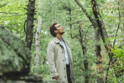 Arthur möchte im Wald sein Leben beenden (© Ascot Elite)