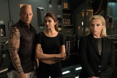 Der originale xXx-Agent hat immer noch einen guten Schlag bei Frauen (© Paramount Pictures Germany)