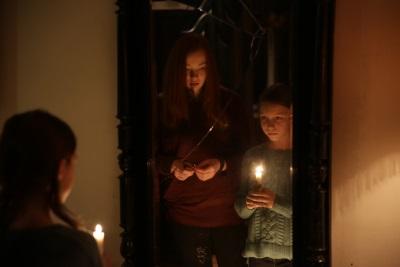 Was lauert hinter den Spiegeln? (©Tiberius Film)