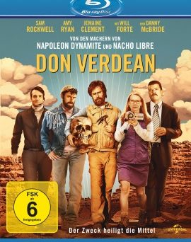 "Das Blu-ray-Cover von ""Don Verdean"" (© Universal Pictures Germany)"
