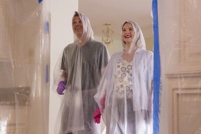 Wer könnte von diesem Duo schon eine Einladung ablehnen? (© Netflix)