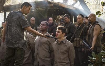 Einige Soldaten der Nathan James geraten in die Hände skrupelloser Piraten (© Polyband)