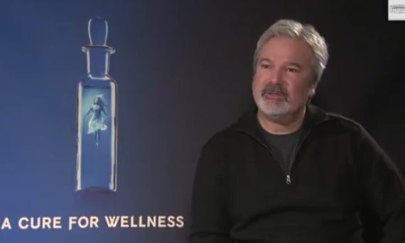 Cure for Wellness Interview Gore Verbinski