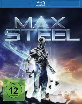 "Das Blu-ray-Cover von ""Max Steel"" (© Universum Film)"