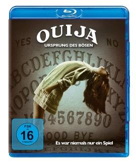 """Das Blu-ray-Cover von """"Ouija - Ursprung des Bösen"""" (© Universal Pictures Germany)"""