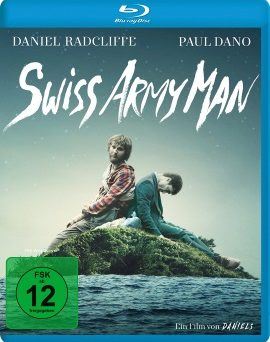 "Das Blu-ray-Cover von ""Swiss Army Man"" (© Capelight Pictures)"