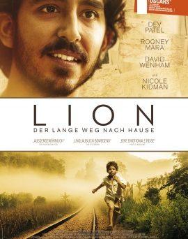 """Das Kinoplakat von """"Lion"""" (© Universum Film)"""