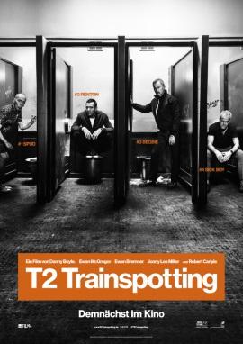 "Das Kinoplakat von ""T2 - Trainspotting"" (© 2017.CTMG. All rights reserved. )"