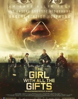 "Das Plakat von ""The Girl with all the Gifts"" (© Square One/Universum Film)"