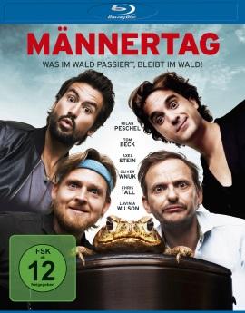 """Das Blu-ray-Cover von """"Männertag"""" (© Universum Film)"""
