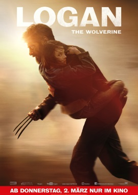 "Das Kino-Plakat von ""Logan - The Wolverine"" (© 2017 20th Century Fox)"