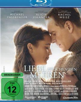 """Das Blu-ray-Cover von """"Liebe zwischen den Meeren"""" (© Constantin Film)"""