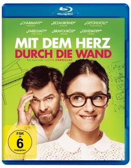 """Das Blu-ray-Cover zu """"Mit dem Herz durch die Wand"""" (© Pandastorm Pictures)"""