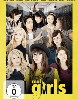"Das DVD-Cover von ""Cool Girls"" (© Square One/Universum)"