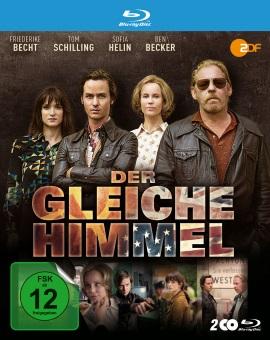 """Das Blu-ray-Cover von """"Der gleiche Himmel"""" (© Polyband)"""