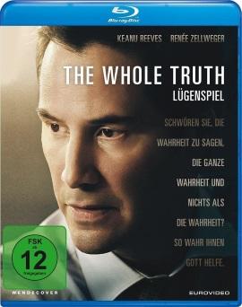 """Das Blu-ray-Cover von """"The Whole Truth - Lügenspiel"""" (© EuroVideo)"""