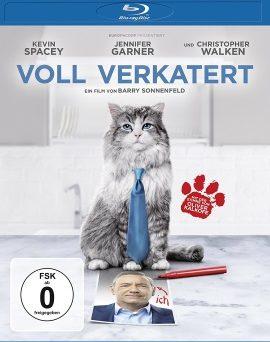 "Das Blu-ray-Cover von ""Voll verkatert"" (© Universum Film)"