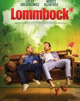 "Das Hauptplakat von ""Lommbock"" (© Wild Bunch Germany)"