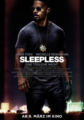 """Das Hauptplakat von """"Sleepless"""" (© Tobis Film)"""